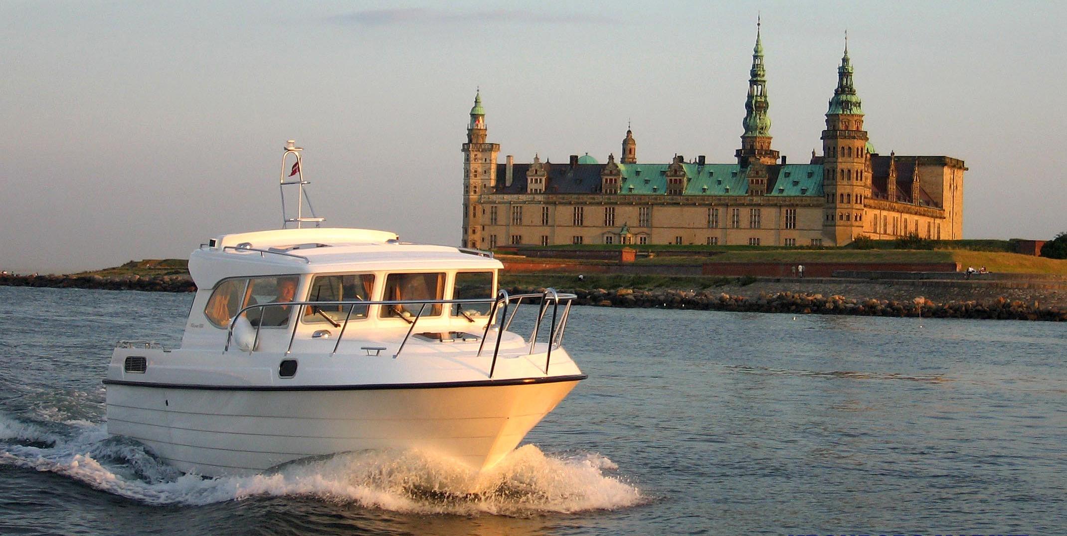 Kort over Helsingoer Nordhavn